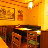 【テーブル席】2~4名様席