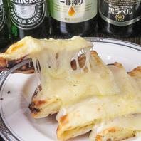熱々チーズがとろっとろのおすすめチーズナン★