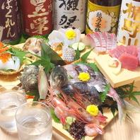 愛媛を中心に全国各地の鮮魚を厳選仕入れ