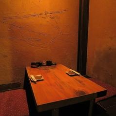 【2名様~個室ご案内可能】個室を多数完備していますので、周りを気にせずお食事を楽しむことが出来ます。