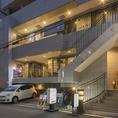 【京橋駅から徒歩3分】パティオ京橋の小上がりの1階にございます♪看板を目印にお越しください!