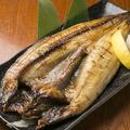 料理メニュー写真北海道産しまホッケ