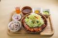 料理メニュー写真ローストビーフ定食