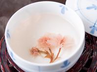 桜湯無料サービス