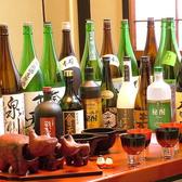 飛露喜、奈良萬、会津娘その他季節の限定酒も。