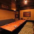 【各種宴会に】岡山駅前電停4分の好立地。集合・解散にも便利なので会社での飲み会や宴会にもおすすめです。