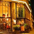 都会の喧騒を逃れて…一軒家レストラン