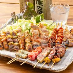 串の帝王 雁の巣本店のおすすめ料理1