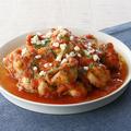 料理メニュー写真ジェノバ風チキングリル
