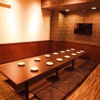 ■全席個室♪2名~20名席!最大25名までご宴会OK★