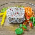 料理メニュー写真竜神豚の田舎風パテ