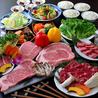 焼肉としゃぶしゃぶ 肉の鶴々亭のおすすめポイント3