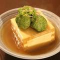 料理メニュー写真【名物】もちもち!女性に大人気!特製おくらまんじゅう