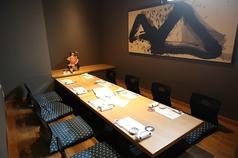 酒湊3階姫様・若様、6~8名様の完全個室です。