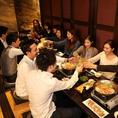 全席個室京都風居酒屋