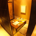 1階・4~8名お座敷個室6室