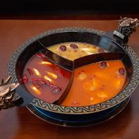 現地から仕入れた鍋