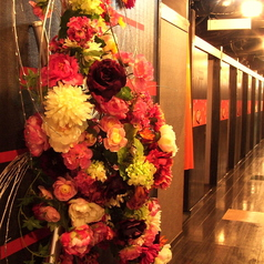 和花の宝石箱 新宿店の写真