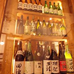 日本酒・焼酎・カクテルなど色々なドリンクを揃えております!