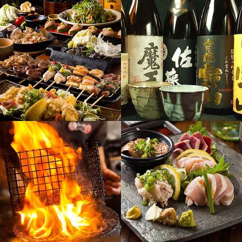 大阪で人気の鶏料理屋さん!宮崎地頭鶏(じどっこ)にこだわり有のお店が東京新橋に!