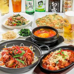 韓国家庭料理 えでん EDENの写真