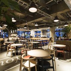 カフェ エトランジェ・ナラッド CAFE ETRANGER NARADの雰囲気1