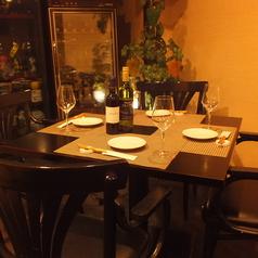 Dining 庫裡の雰囲気1