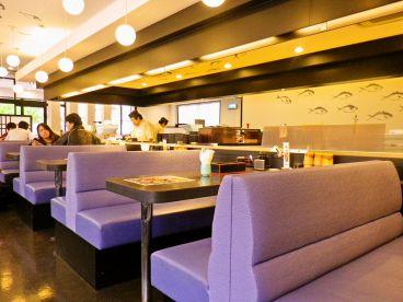 海都 回転寿司 一の宮店の雰囲気1