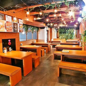 BEER&BBQ KIMURAYA 横須賀中央の雰囲気1