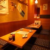 魚すこぶる 酒すこぶる どうどう 浦和店の雰囲気3