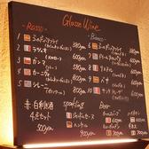 黒板メニューも充実◎おすすめワインやおすすめ料理からお好きなものを♪