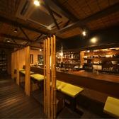 創作鉄板焼 竹の庵の雰囲気3