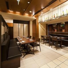 ホテルグランヴィア大阪 カフェレストラン リップルの雰囲気1