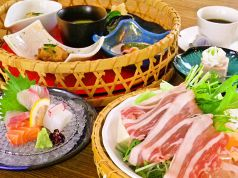 美味彩菜 櫓庵治 佐賀店のコース写真