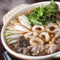 季節限定・冬の味「きりたんぽ鍋」今年もご好評です