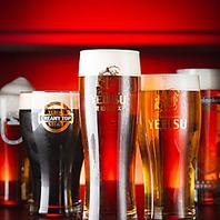 ◇他では飲めないビールの品揃え◇