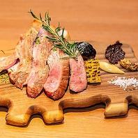 新富町で名物肉料理をご提供!国産銘柄豚を楽しめます。