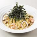 料理メニュー写真タパス風スパゲティー