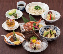 醤油料理 天忠 町田のコース写真