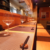 お一人様・カップルでのお越しの際にいかがでしょうか。数並ぶ日本酒と店主自慢の料理で最高のおもてなしをさせて頂きます。是非ご利用下さい。