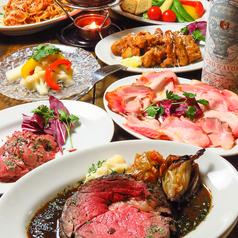 厚切りローストビーフ専門 肉バル ケンジのおすすめ料理1
