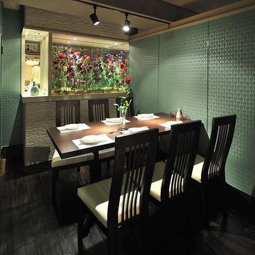 韓国料理 ハンサラン 仙台の雰囲気1