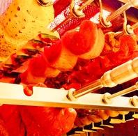 銀座最多★20種類のシュラスコ食べ放題|ブラジリアンBBQ