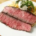 料理メニュー写真牛ハラミのグリルステーキ