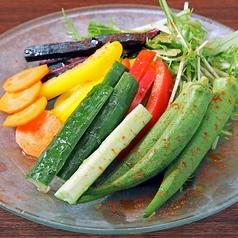 野菜の酒場。クサワケの特集写真