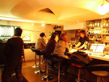 Cafe Bar T'sの雰囲気1