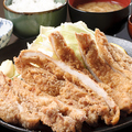 料理メニュー写真[松本名物] 山賊焼定食