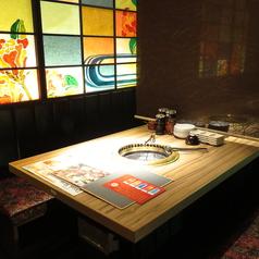 【2階】広々テーブルが嬉しい!(禁煙)