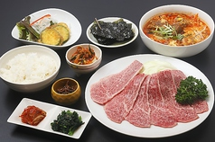 焼肉めいげつのおすすめ料理1