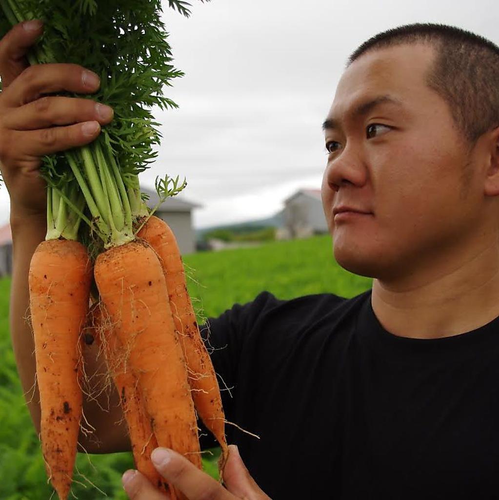 北海道真狩村の金丸農園さんからの産地直送野菜!厳しい北海道の冬で育った越冬野菜が甘くて美味しい
